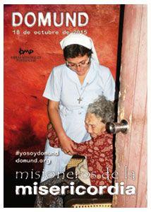 """Jovenes Cruceros Martos: Domund 2015: """"Misioneros de la Misericordia"""""""