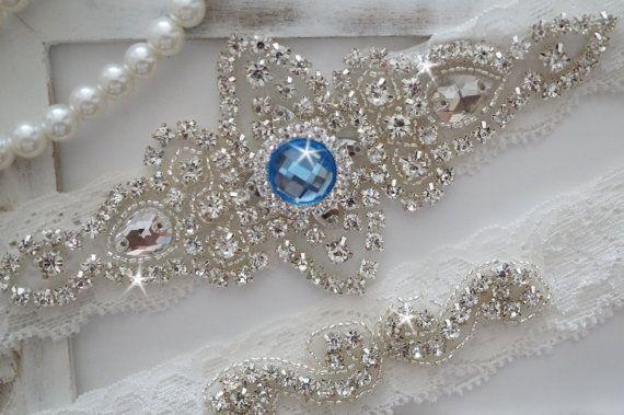 VENTE mariage jarretière ensemble ensemble de par OneFancyDay