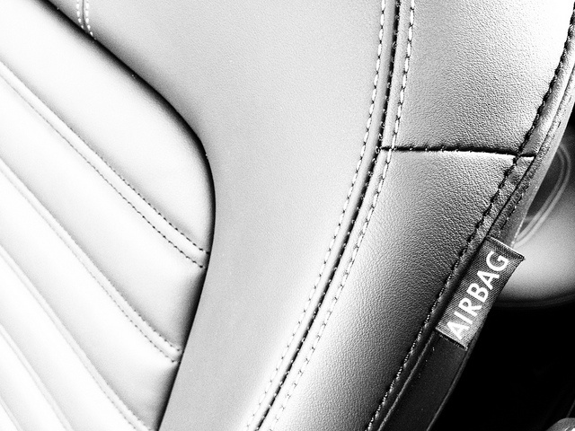 Volkswagen CC TDi 2012 - Leather Stitching by Miles Continental, via Flickr