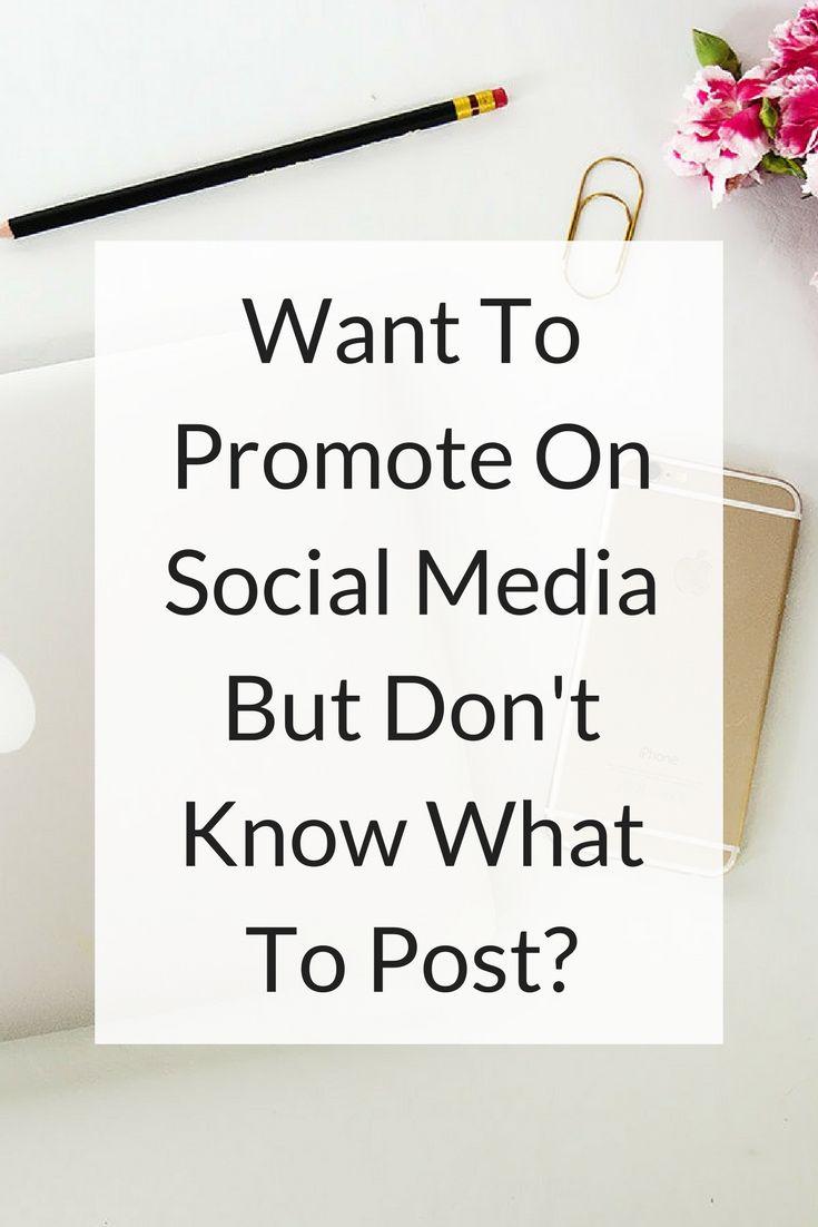 Social Media Posting Ideas via @kairenvarker