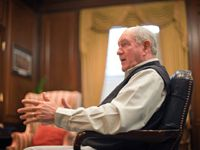 Sec. of Agriculture Sonny Perdue: GOP Reforms Ease Burden on Truckers and Farmers Eliminate Distasteful Death Tax