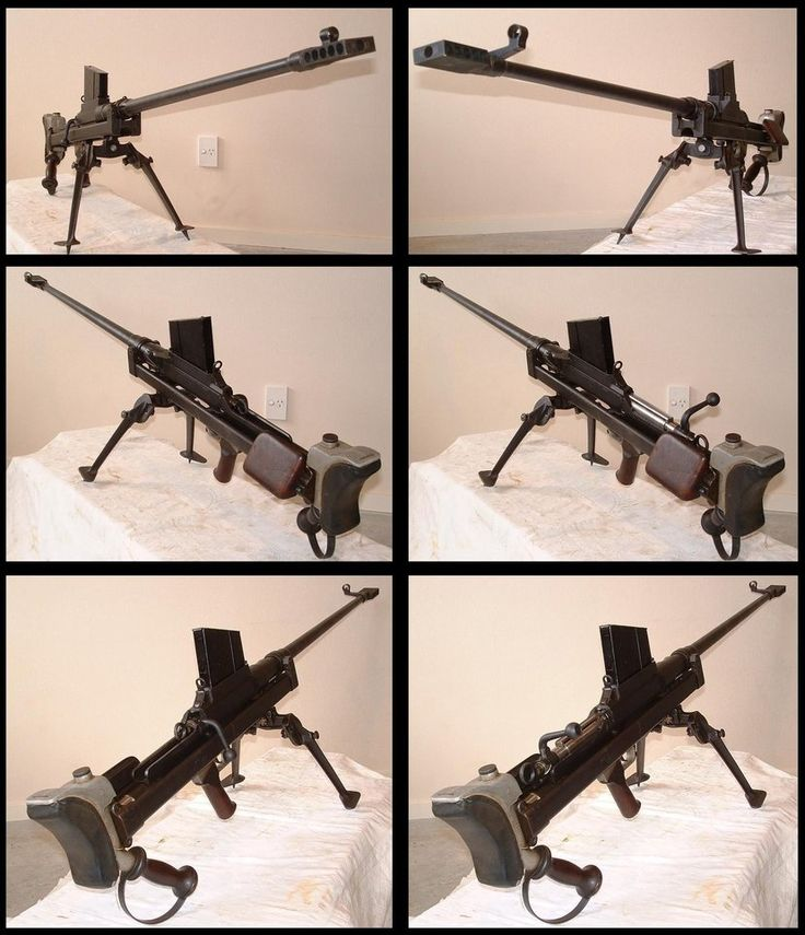 "Boys Anti-Tank Rifle: by jinwylie on Deviantart The Rifle, Anti-Tank, .55in, Boys commonly known as the ""Boys (or, often and incorrectly,""Boyes"") Anti-tank Rifle"" was a British anti-tank rifle. There were three main versions of the Boys, an early model (Mark I) which had a circular muzzle brake and T shaped bipod, a later model (Mk II) that had a square muzzle brake and a V shaped bipod, and a third model made for airborne forces with a 30-inch (762 mm) barrel and no muzzle brake. There were…"