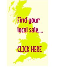 Picture: find your local nearly new sale.  Click here