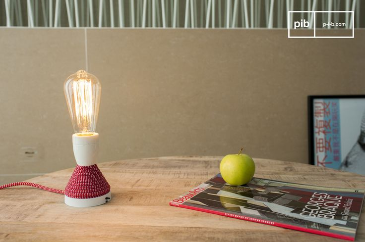 Diese Retro-Glühbirne wird Ihren Leuchten ein klares Extra verschaffen und sie gleichzeitig von allen anderen Leuchte unterscheiden.