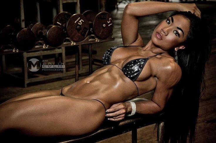 28 best Tina nguyen images on Pinterest | Athletic women
