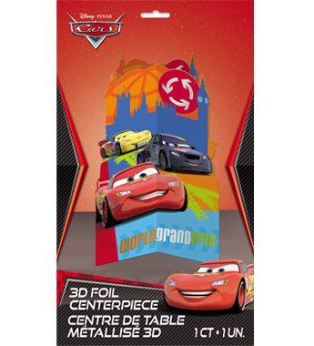 #DisneyCars Centerpiece