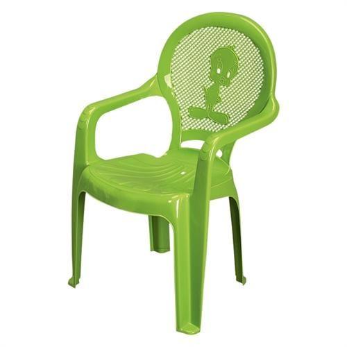 Plastic Kid Armchair