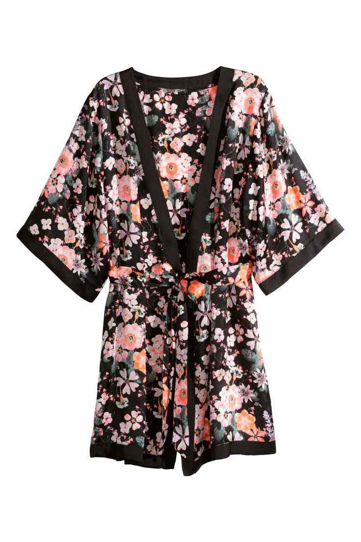 Kimono de satén | H&M
