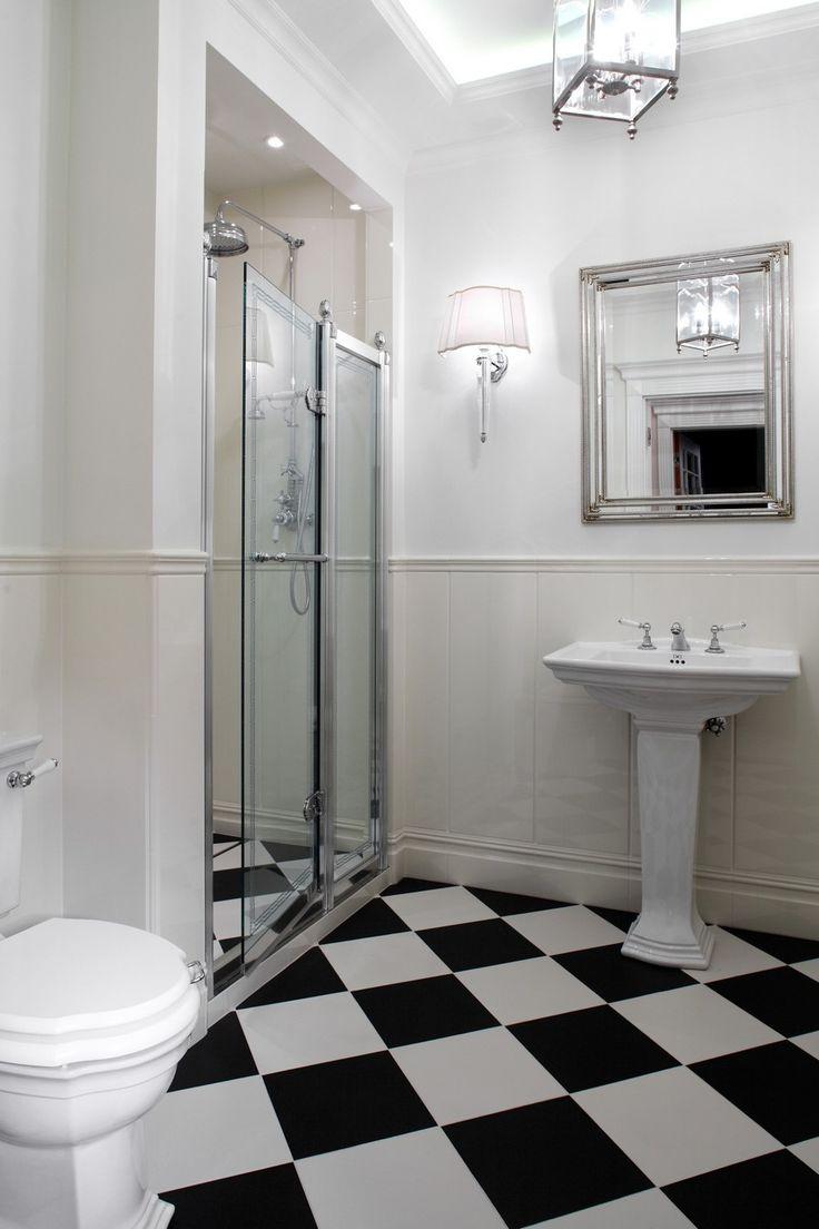 Best Bath Images On Pinterest Bathroom Ideas Art Deco