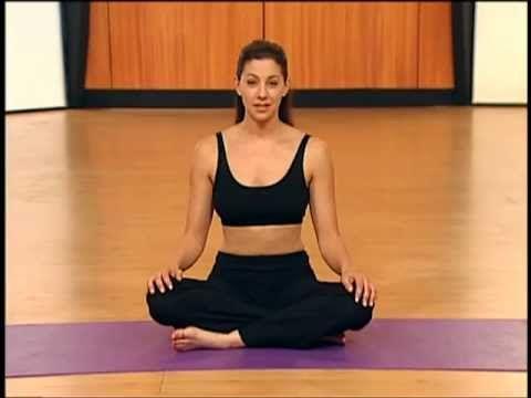 Excellent cours de Yoga en français Niveau Intermédiaire partie 1/2