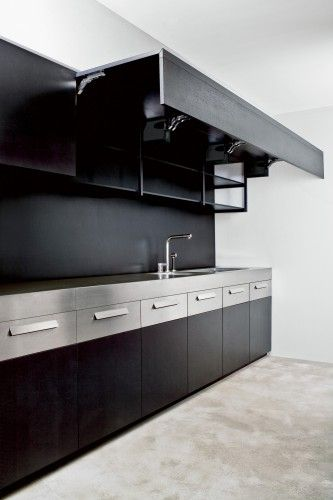 Fancy Extra large cabinets in the Weiss Contemporanea kitchen