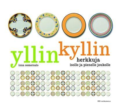 Yllin kyllin -keittokirja 25 € (sis. postimaksun)  Tilaa osoitteesta http://oikeuttaelaimille.net/kauppa