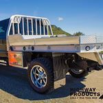 Aluminum Flatbeds for Trucks | Highway Products, Inc