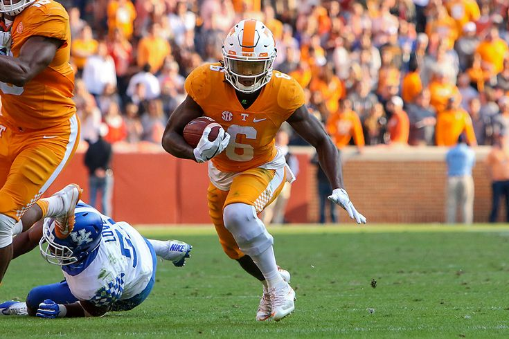 Tennessee Vols Football plays Missouri Saturday at Neyland Stadium