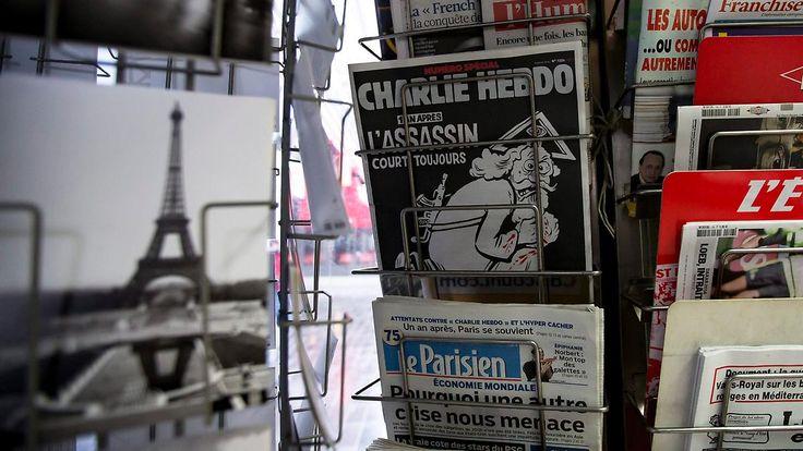 """Französische Satirezeitung expandiert: """"Charlie Hebdo"""" kommt nach Deutschland"""