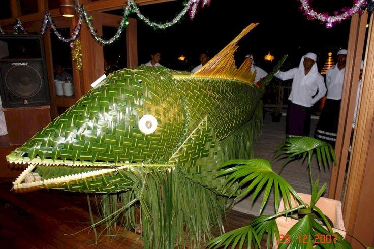 Kurumba mega-fish.