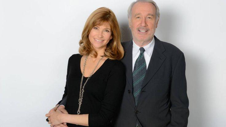 Au revoir... et à bientôt ! Retrouvez Bernard Le Coq et Florence Pernel réunis à l'écran dans une comédie.