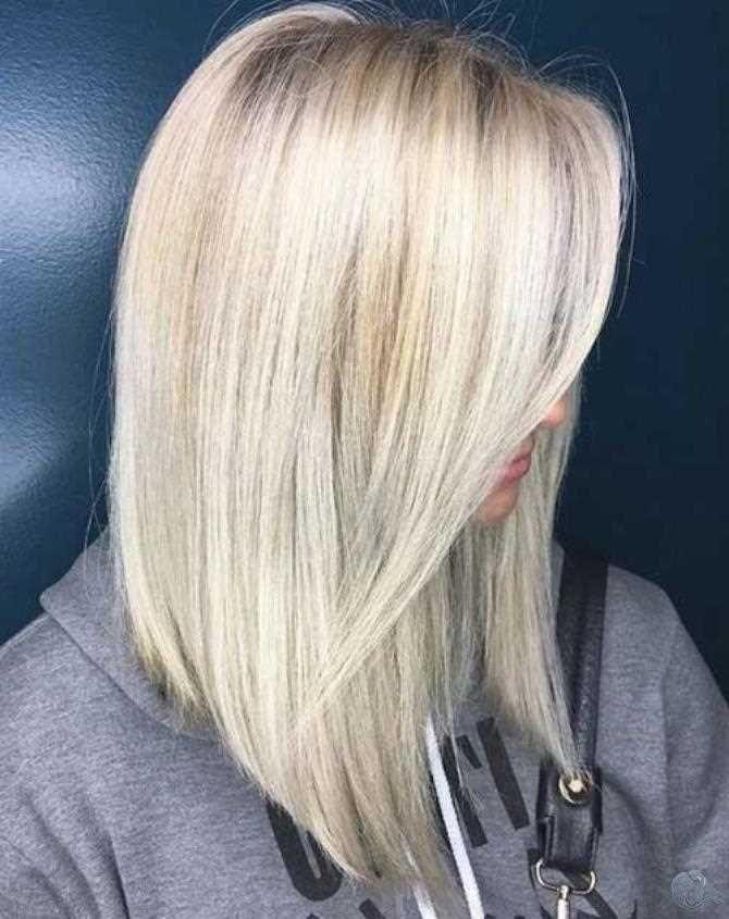 Lange Gerade Bob Frisuren Fur Damen 2019 Frisuren Haarschnitt