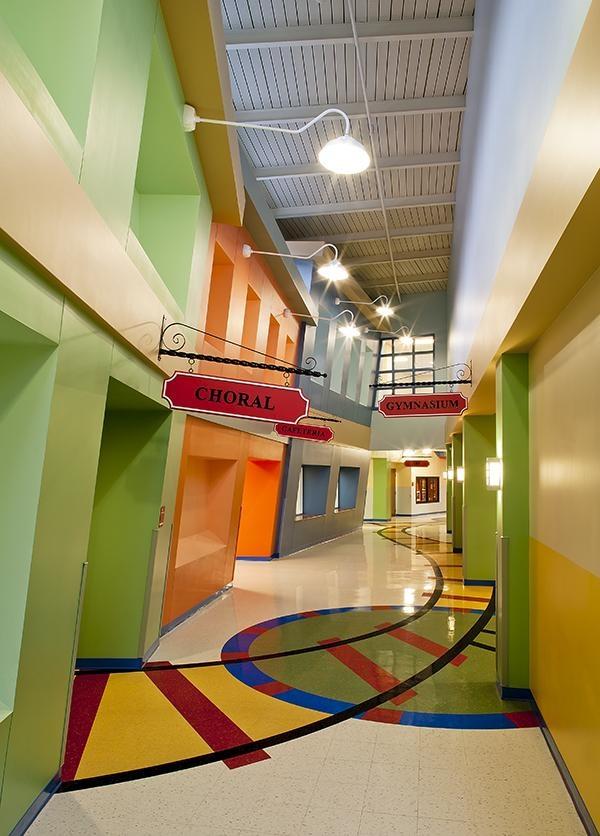72 Best ELEMENTARY SCHOOL DESIGN Images On Pinterest