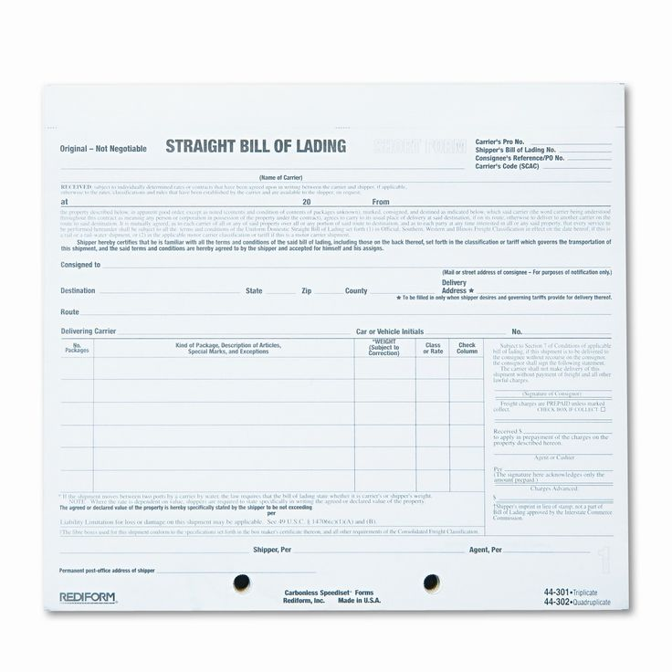 Best 25+ Bill of lading ideas on Pinterest Futures contract - blank bol form