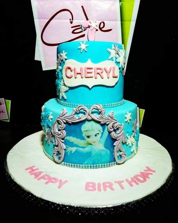 Pin By Birthday Cakes By Name On Cheryl
