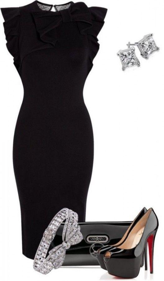 Look! Маленькое черное платье! 3