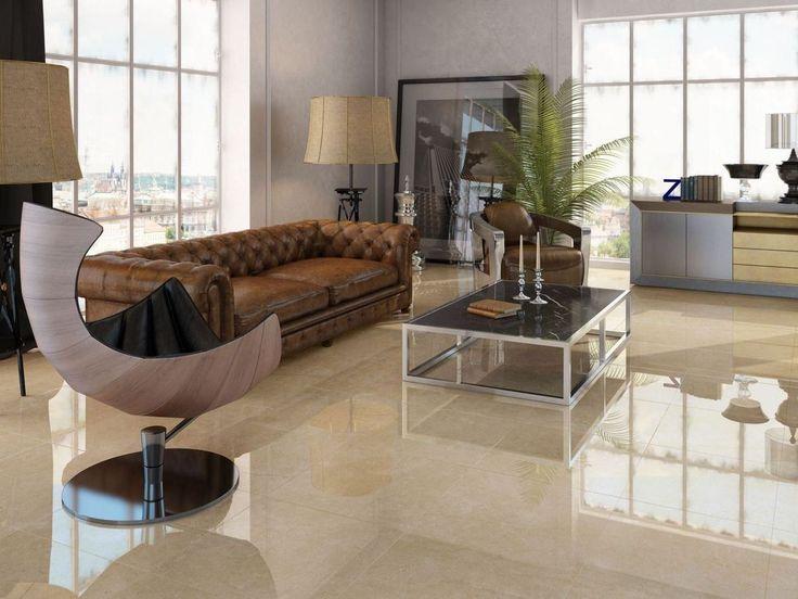 Modern nappali, klasszikus burkolattal