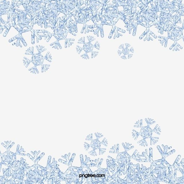 Blue Textured Christmas Ice Crystal Snowflake Border Snowflake Rose Gold Pink Png Transparent Clipart Image And Psd File For Free Download Geometric Background Clip Art Borders Blue Texture