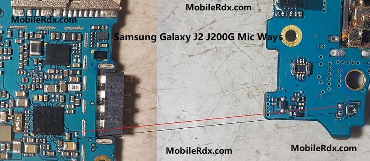 Samsung Galaxy J2 J200g Mic Problem Solution Mic Ways In