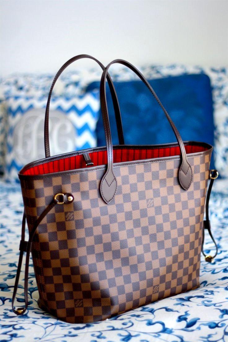 401d61d64d Louis Vuitton Neverfull MM damier