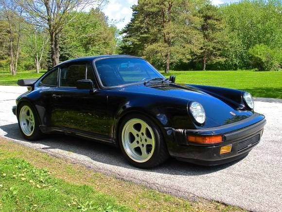 1987 Porsche 911 930 Air-Cooled Turbo RUF Upgrades!!