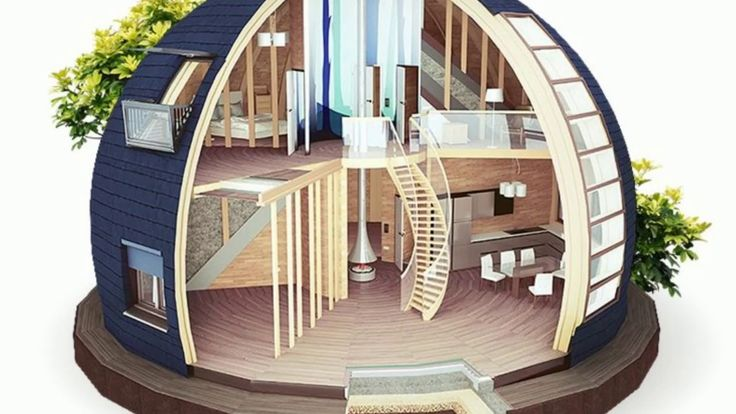 🔝 Top 40+ Geodesic Dome Home Ideas 2018 These H…