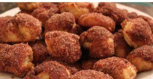Pretzel Maker Cinnamon Sugar Pretzel Bites | Holidays