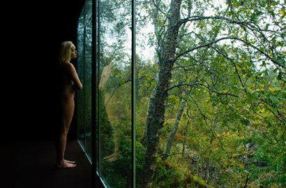 Juvet hotel.Valldal Norway