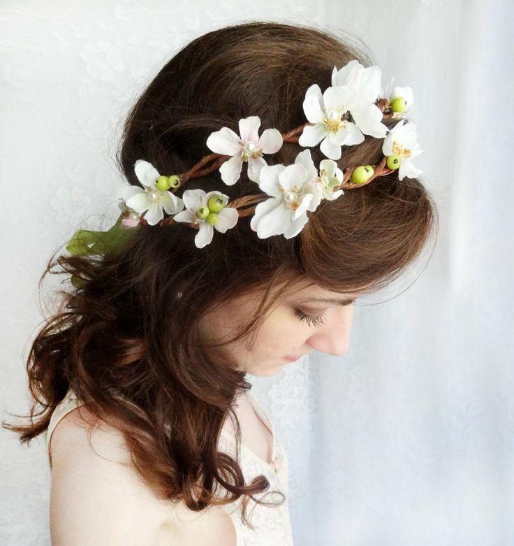 17 Best Ideas About Black Flower Crown On Pinterest: 17 Best Ideas About Flower Crown Hair On Pinterest