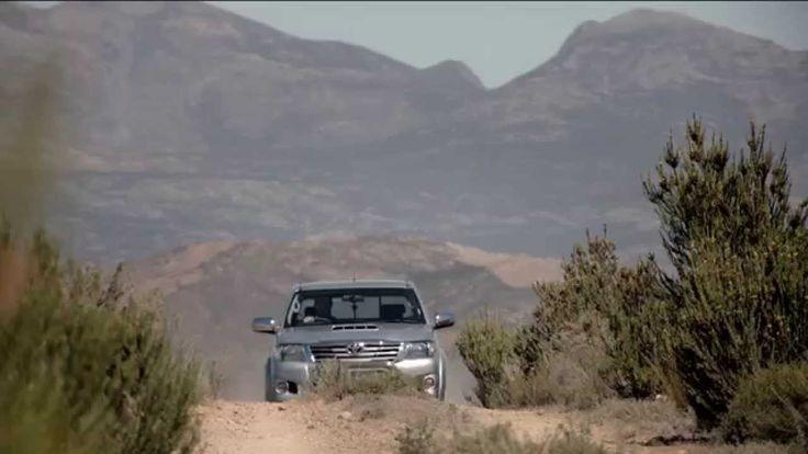 #Toyota #Hilux - work hard, play hard