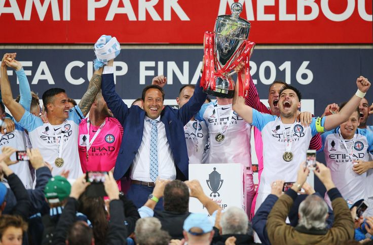 In the words of an ardent Melbourne City FC fan who has kept the faith - David Hards #FFACup