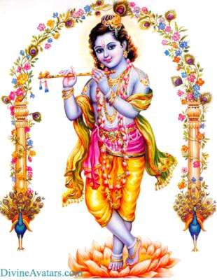 Lord Sri Krishna Photo Gallery - Divine Avatars