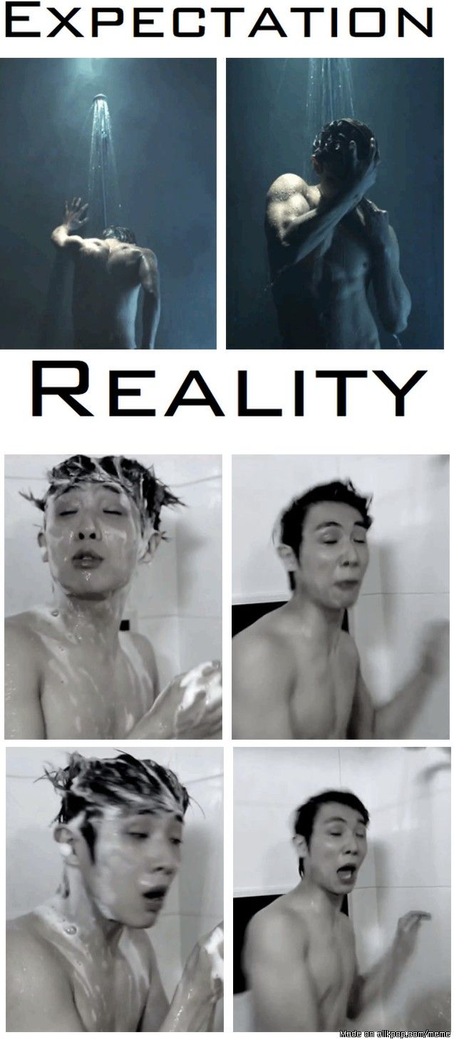 Lee Joon: Expectation vs. Reality.joonie I'll still love you!