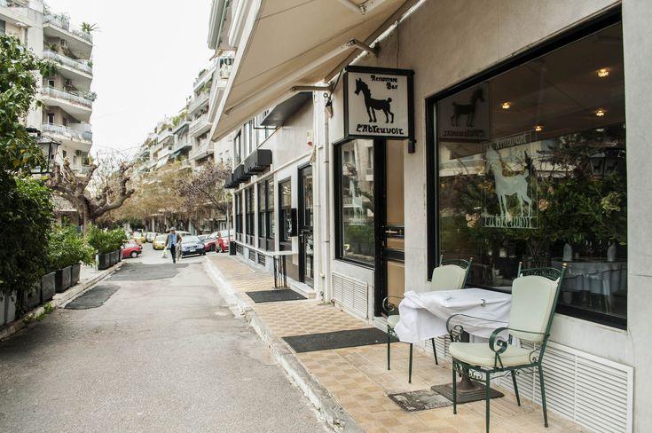 Με γαλλικό προσανατολισμό και αστική κουλτούρα συνεχίζει να σερβίρει εδώ και 50 χρόνια μια καθησυχαστικά κλασική κουζίνα που σε διακτινίζει στο Παρίσι.