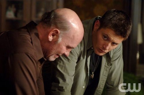 """""""In The Beginning"""" - Pictured  Mitch Pileggi as Samuel Winchester in SUPERNATURAL on The CW. Photo: Sergei Bachlakov/The CW ©2008 The CW Network, LLC. All Rights Reserved."""