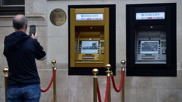 #InTheNews #London  A Barclays bank in London transformed the ATM at its Enfield branch into gold added a commemorative plaque and placed a red carpet in front for its users to celebrate the 50th anniversary of world's first ATM.  The idea first came to a Scottish inventor John Shepherd-Barron who worked for De La Rue the banknote printer to design a machine that dispensed cash after he arrived at his bank late by just a minute. John was taking a bath when he thought of creating an Automated…