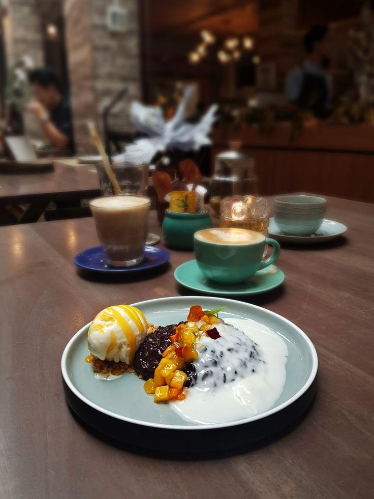 """Gioi's Black Rice Pudding"", Gioi, Jakarta"