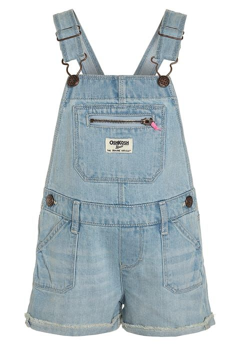 OshKosh Dungarees - blue ice - Zalando.co.uk