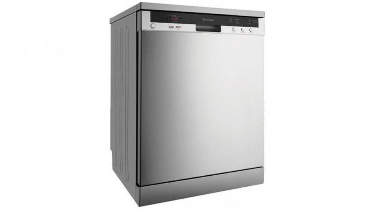 Westinghouse 60cm Stainless Steel Freestanding Dishwasher - Dishwashers - Appliances - Kitchen Appliances | Harvey Norman Australia