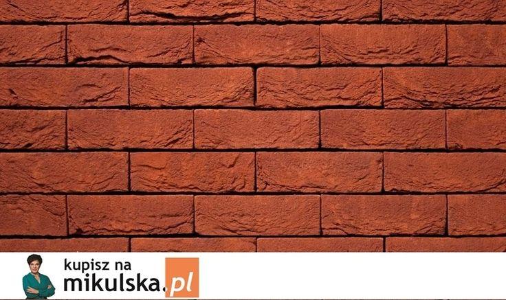 Mikulska - Boston 86 VANDERSANDEN cegła ręcznie formowana B2860. Kupisz na http://mikulska.pl/1,Cegla-klinkierowa-recznie-formowana/70,Czerwone--pomaranczowe-wisniowe/t1204,Boston-86-VANDERSANDEN-cegla-recznie-formowana-B2860