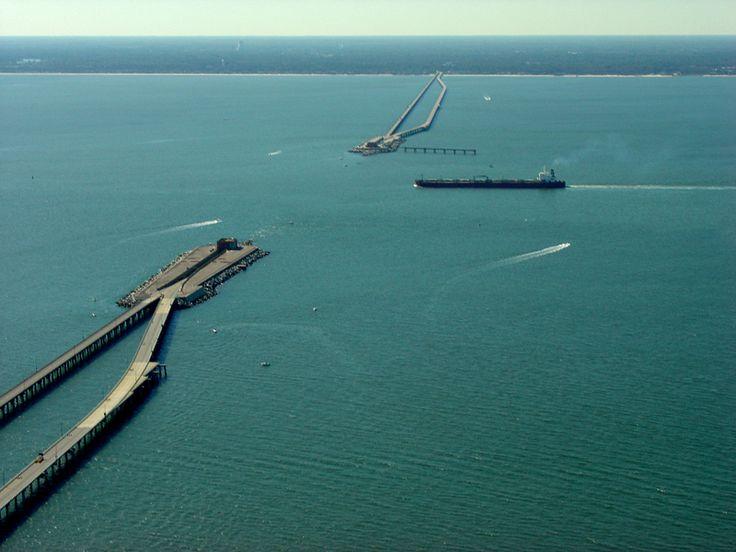 chesapeake bay bridge tunnel pictures - Google Search