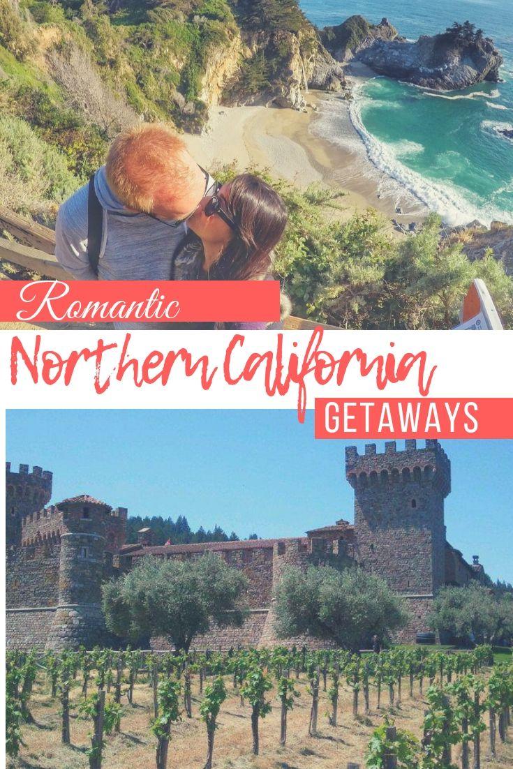 Weekend getaways in Northern California for couples looking