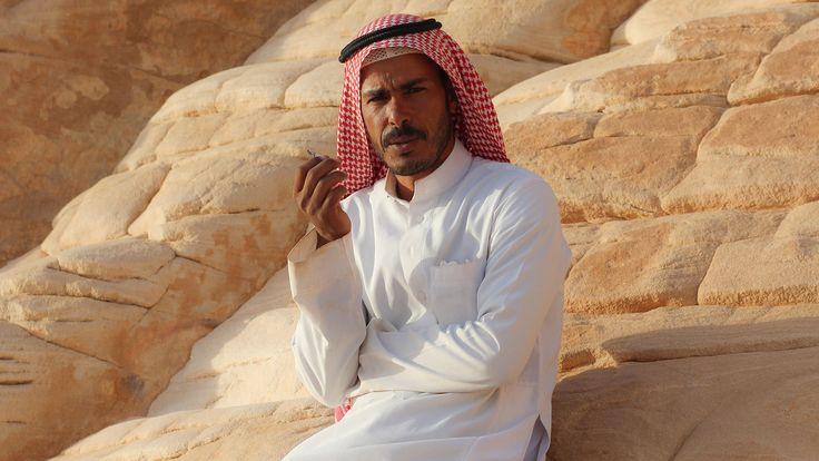 La vestimenta de los beduinos egipcios