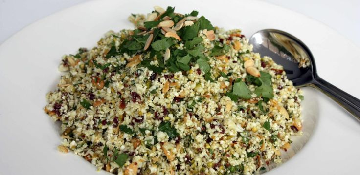 A Basic Cook - Cauliflower Couscous